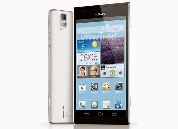 Huawei Ascend P2 Latest  Firmware And Upgrade Tools Free Download