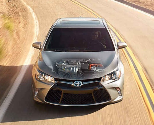 Toyota Car Prices Camry Hybrid 2016 Usa