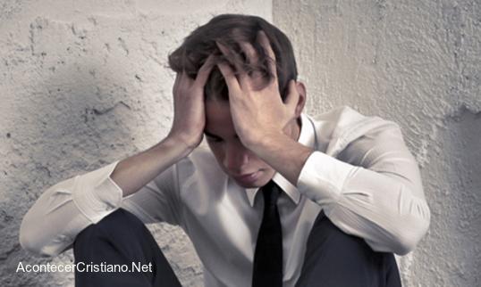 Pastor cristiano sufre estrés