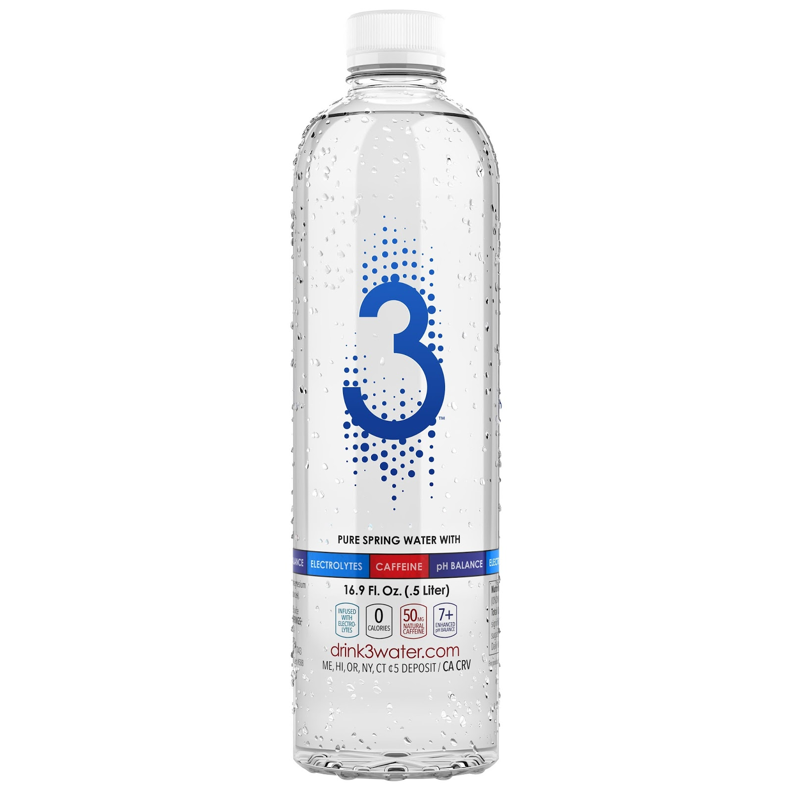 The Perfect Water on Packaging of the World