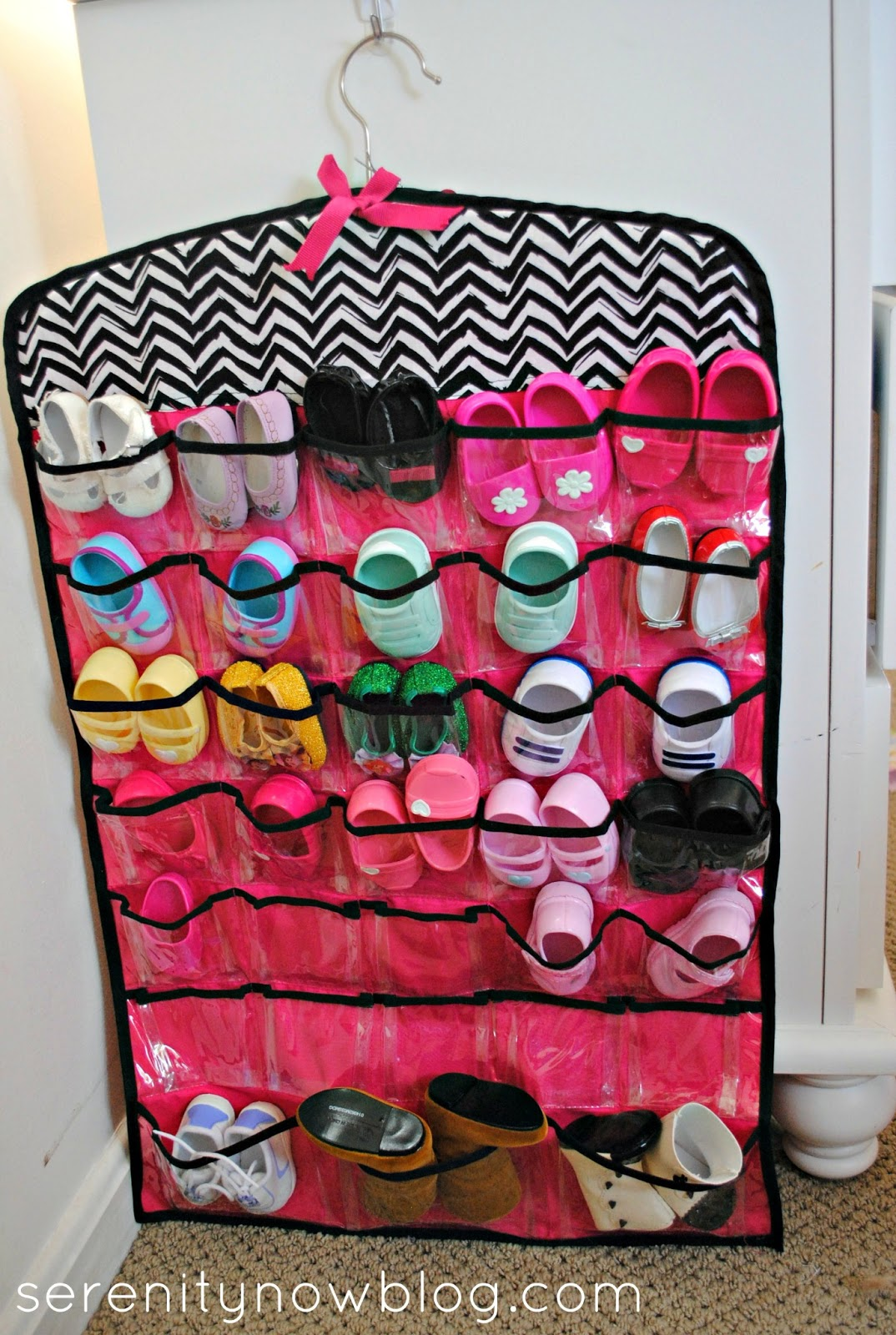 Serenity Now How To Organize And Store Doll Shoes And Accessories