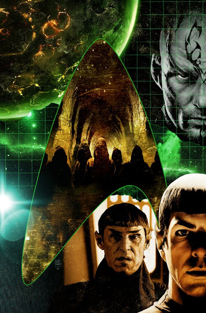 The Trek Collective The Vendetta Conspiracy Cover Art
