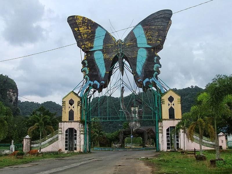 Wisata Taman Nasional Bantimurung