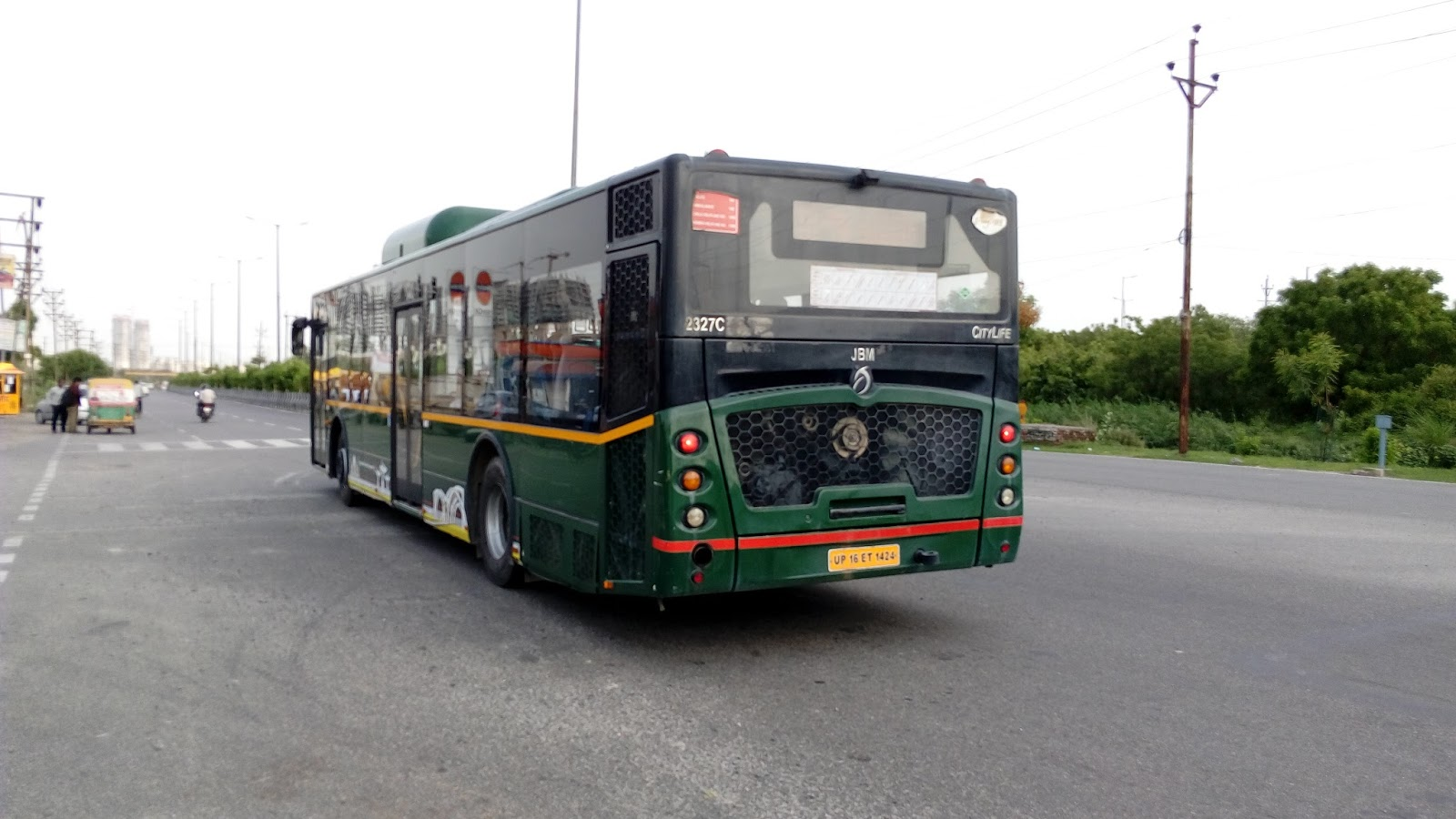 Noida Sector 105 Noida Nmrc Bus Route No 310