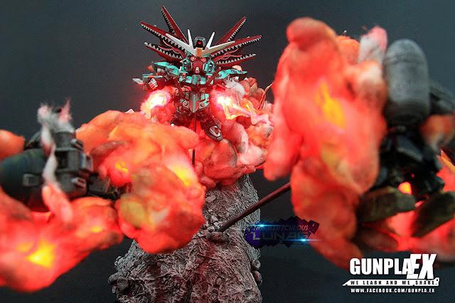 GUNPLA EXPO / GBWC 2015 - MALAYSIA PART 02 - PUTARO GUNPLA