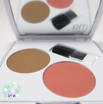 Em Cosmetics | Ipsy - Shade Play Cheek Palette - Wink Wink | Kat Stays Polished