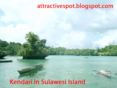 Kendari in Sulawesi Island