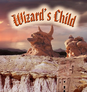 Wizard's Child by DJ Salisbury