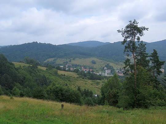 Dolina Kryniczanki.