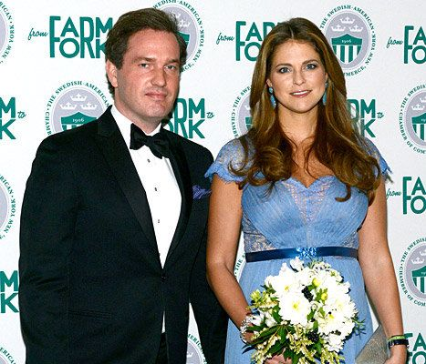 Princess Madeleine and Mr Christopher O'Neill have had a daughter