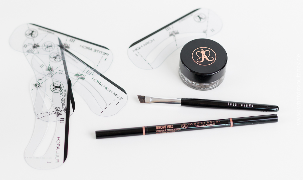 TAG Favoriten 2015 Augenbrauen Anastasia Beverly Hills