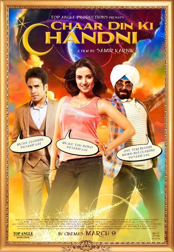 Chaar Din Ki Chandni 2012 Hindi Movie Download