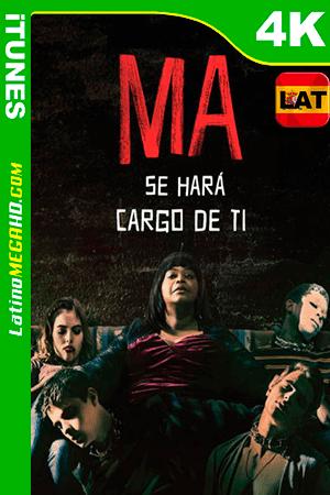 Ma (2019) Latino HDR Ultra HD WEB-DL 2160P ()