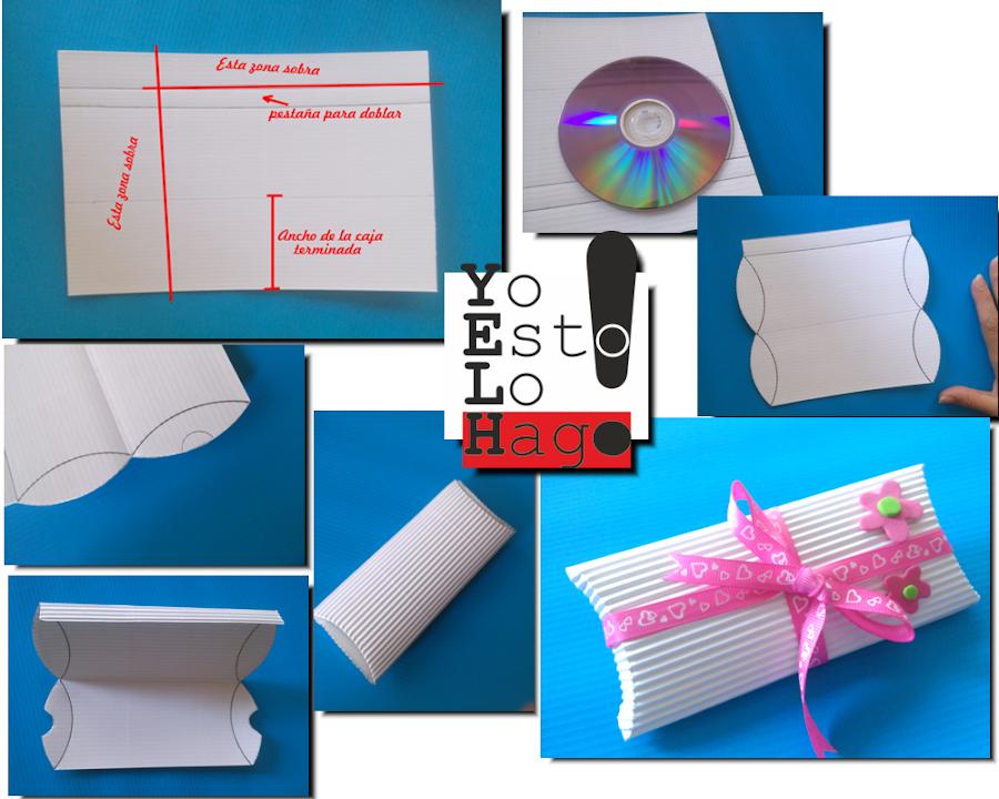 hacer caja para regalo