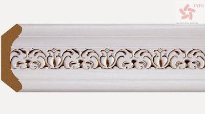 Không gian nội thất cổ điển với phào chỉ châu âu (Euro Moulding)
