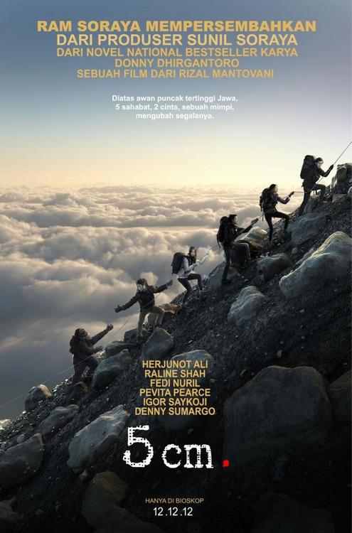 Film : 5 cm (2012) | delicious to c