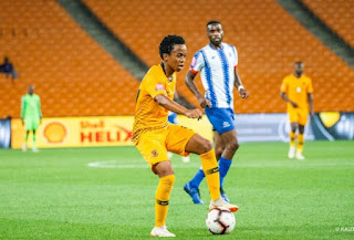 Kaizer Chiefs youngster Nkosingiphile Ngcobo won't play for the rest of the season