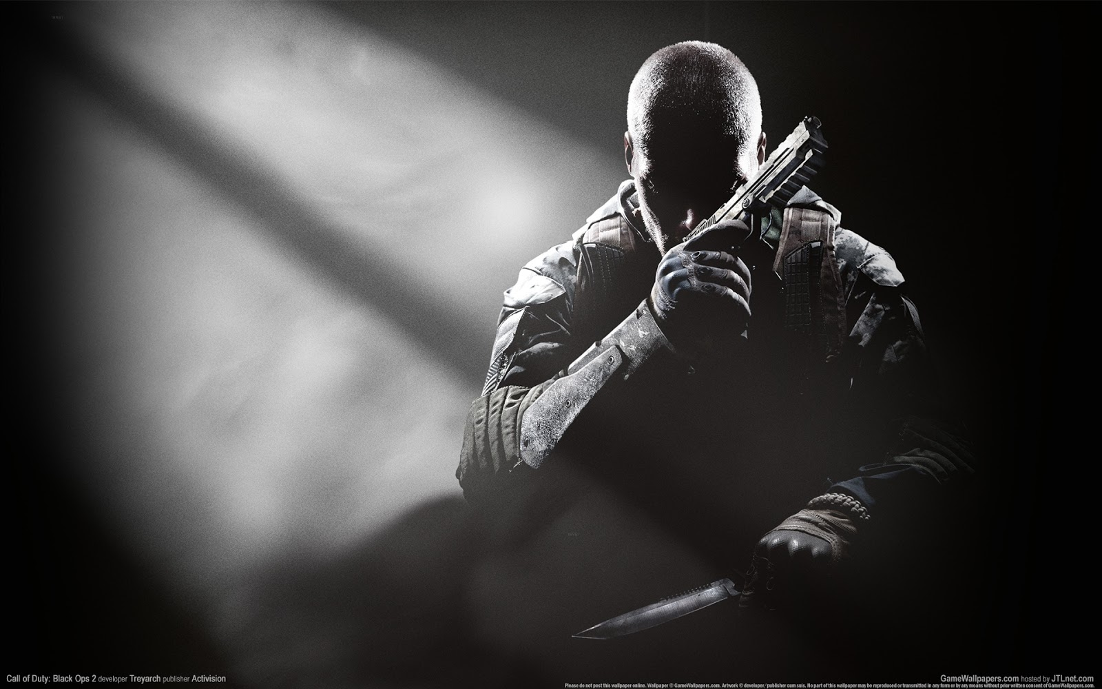 Call Of Duty Bo2 Wallpaper: CALL OF DUTY HD WALLPAPERS 1920x1080