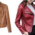 4 Ideas de chaquetas de cuero molonas para mujer