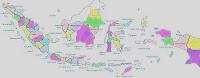 Perkembangan Propinsi di Indonesia