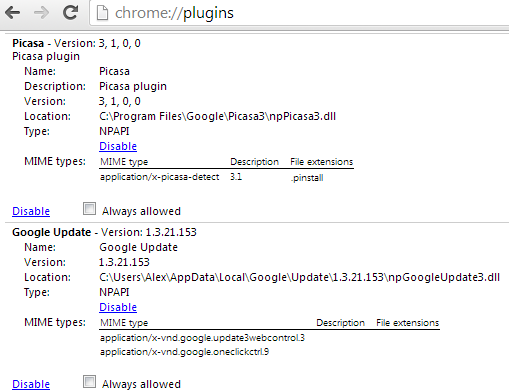 is chrome pdf viewer a plugin