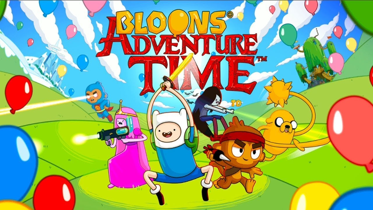 Bloons Adventure Time TD - 1.06 - Mod Money