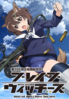 Download Anime Batch Brave Witches episode 01 - 12 subtitle indonesia lengkap