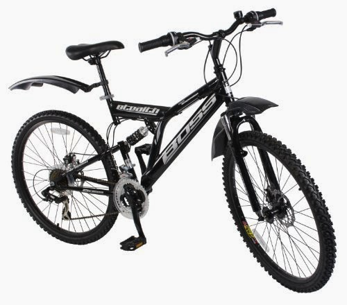 92e6496c78c Review #1BestSeller Boss Stealth Mens Dual Suspension Bike | Review ...