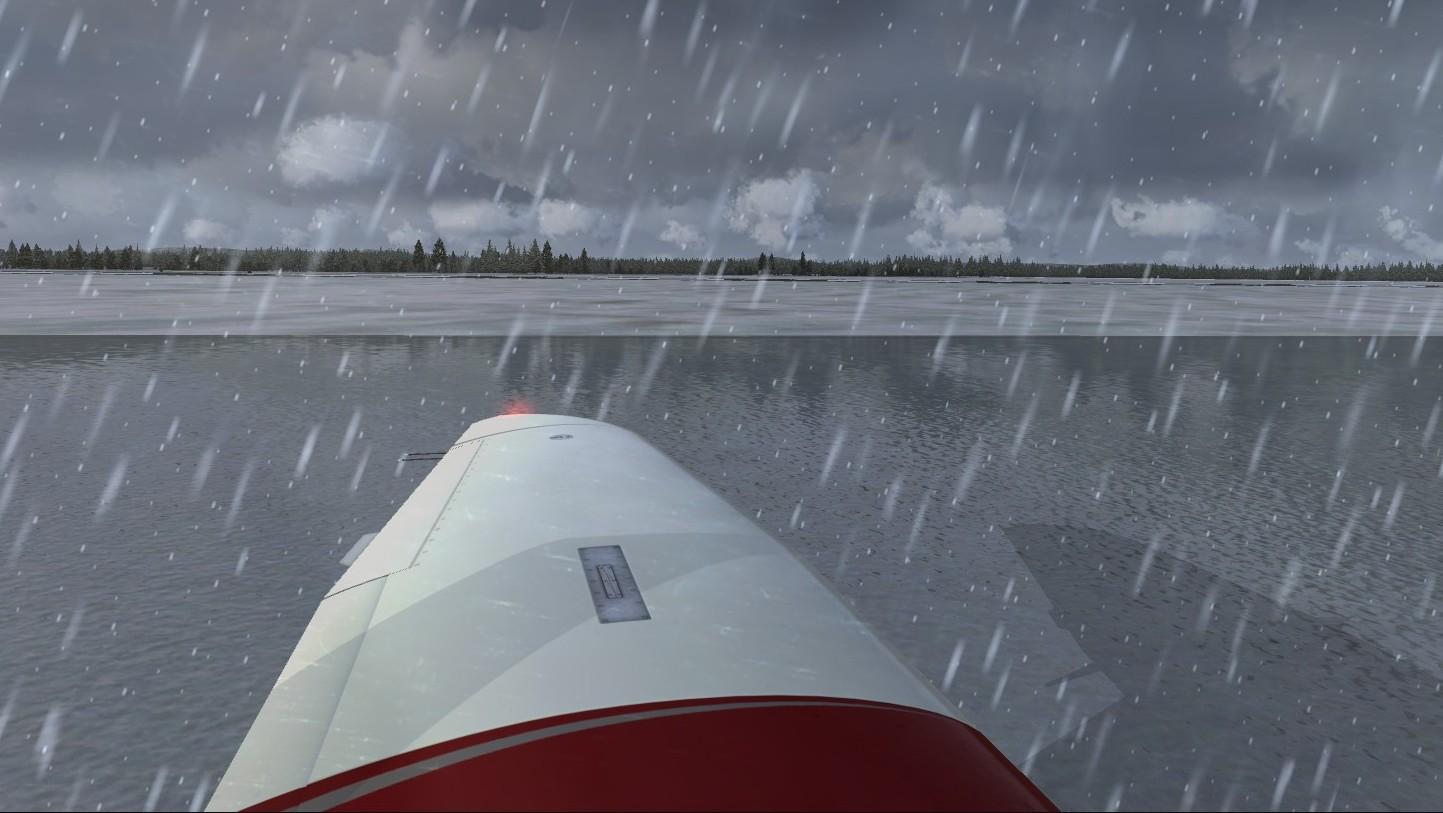 DeltaBravo360: Leg 06   CYFB Iqualuit - CYYR Goose Bay