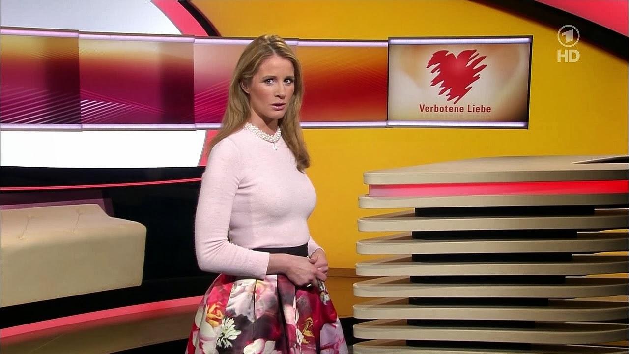 Mareile Höppner TV Moderatorin: ARD Brisant moderatorin ...