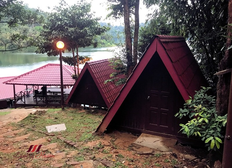 malaysia tourism perak royal belum sg tiang tents