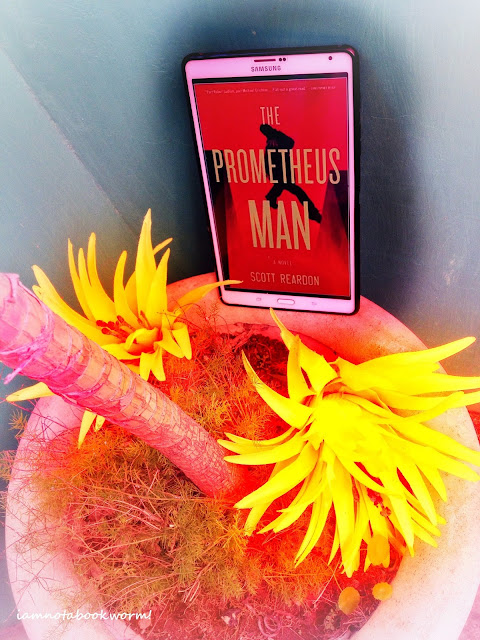 The Prometheus Man by Scott Reardon | A Book Review