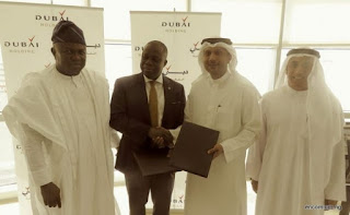 Lagos signs smart city deal with Dubai