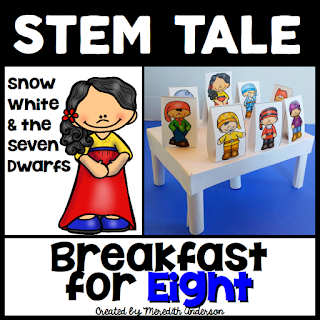 https://www.teacherspayteachers.com/Product/Snow-White-and-the-Seven-Dwarfs-STEM-Activity-Breakfast-for-Eight-3080389?utm_source=Momgineer%20Blog&utm_campaign=STEM%20tale%20gear%20series