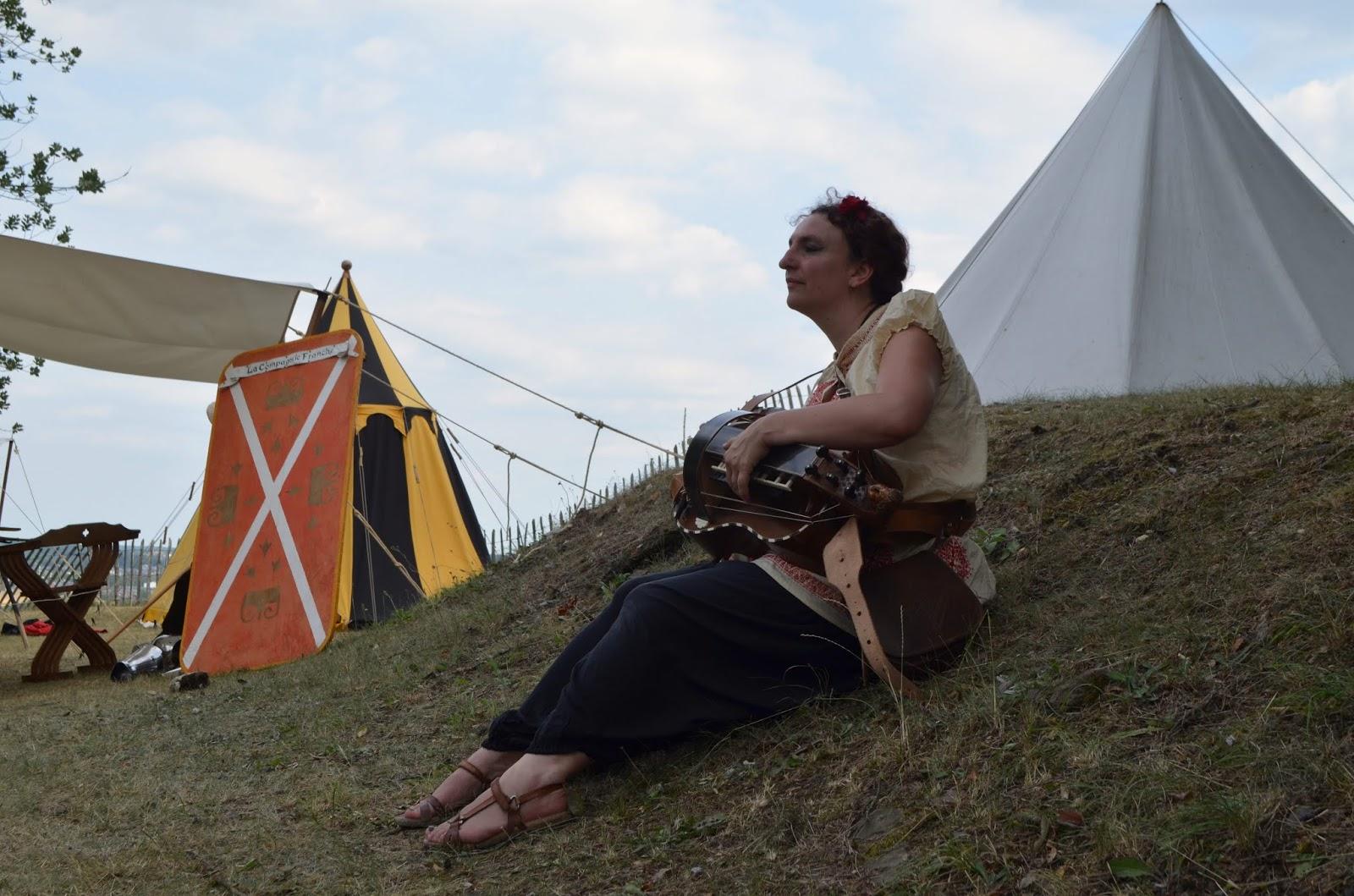 medieval festival of namur