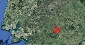 TERREMOTO EN ESPAÑA Y PORTUGAL de magnitud 4,9 (Hoy Lunes 15 Enero 2018) Temblor Epicentro Arraiolos - Mérida Cáceres - Badajoz - USGS