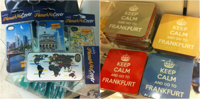 Onde comprar souvenir em Frankfurt (Alemanha)? Galeria Kaufhof