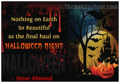Creepy halloween quotes sayings images for facebook whatsapp twitter