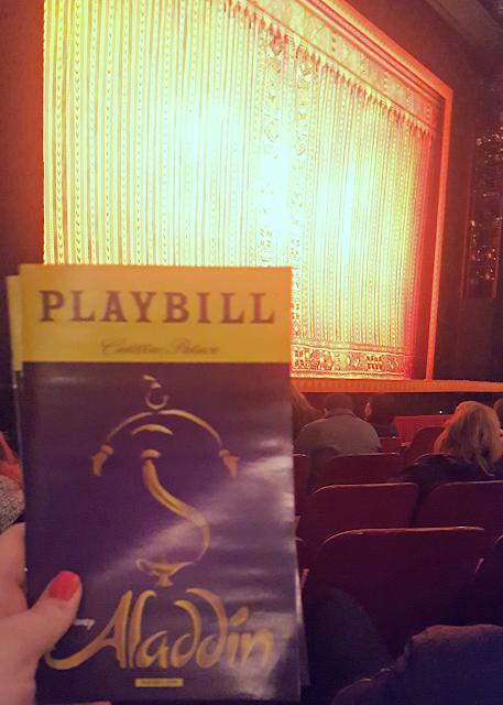 Aladdin Cadillac Palace Theatre