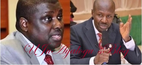 Maina drags Magu to court, demands N10bn over alleged defamation of character