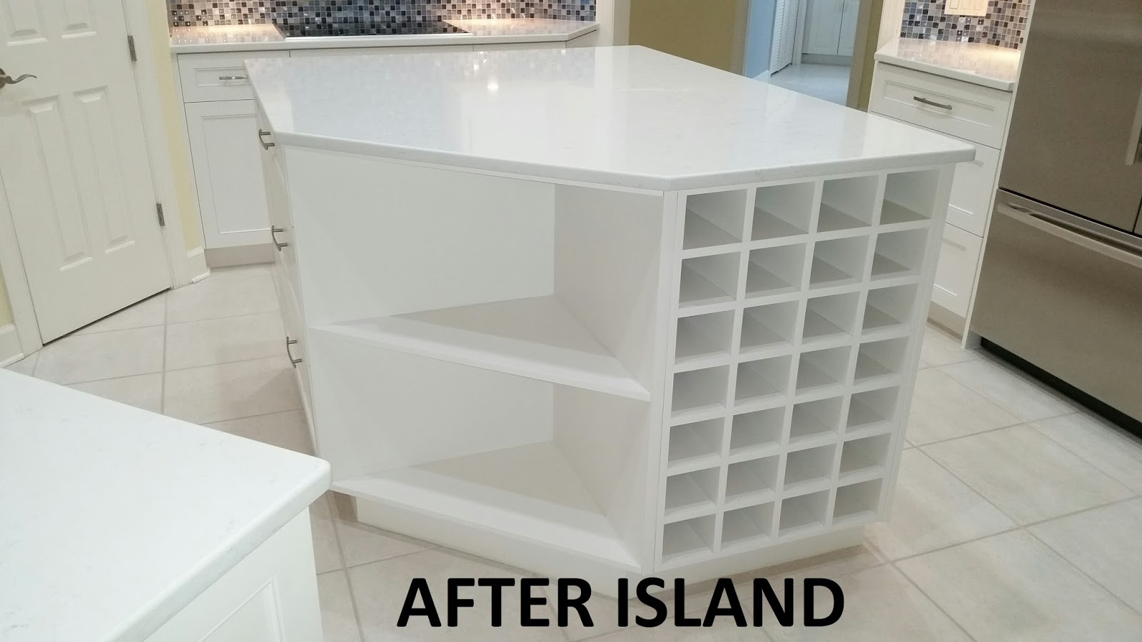 Custom Cabinet Refacing Of Naples