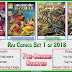 Raj Comics Set 1 of 2018 Sarvavyooh Set is Released, Get Now