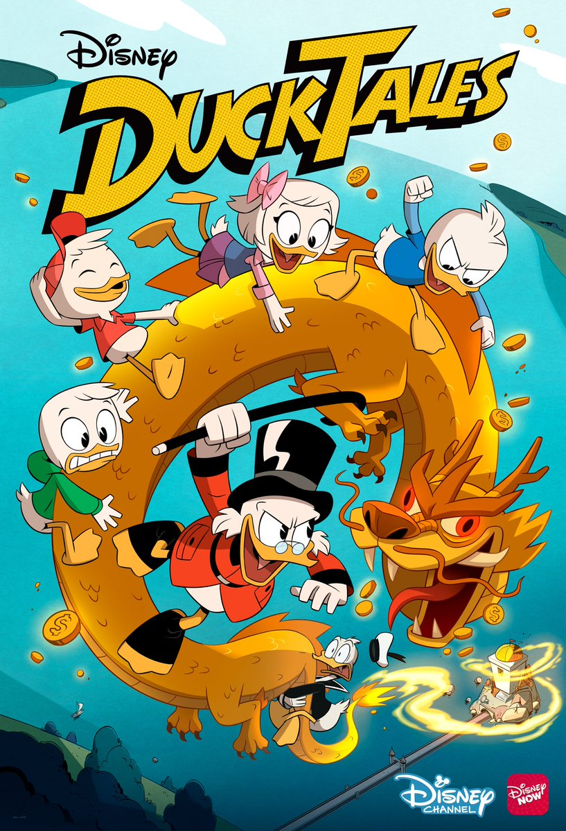DuckTales stagione 2 trailer SDCC