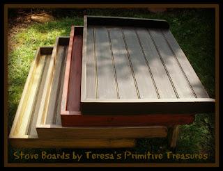 Teresa S Primitive Treasures Wooden Wares