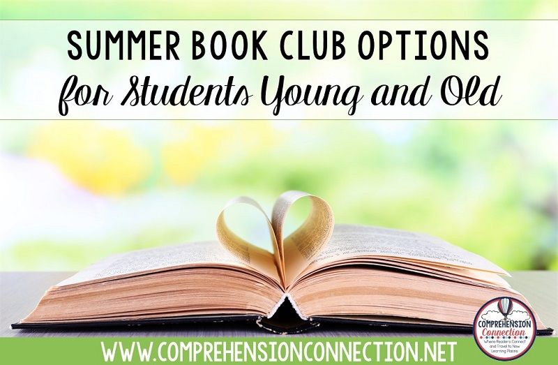 Summer reading is so important, yet it's hard to keep kids on track. This post gives tips you can use with your students to help them stay connected and reading.