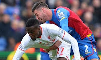 Crystal Palace vs Liverpool 1-2 Video Gol & Highlights