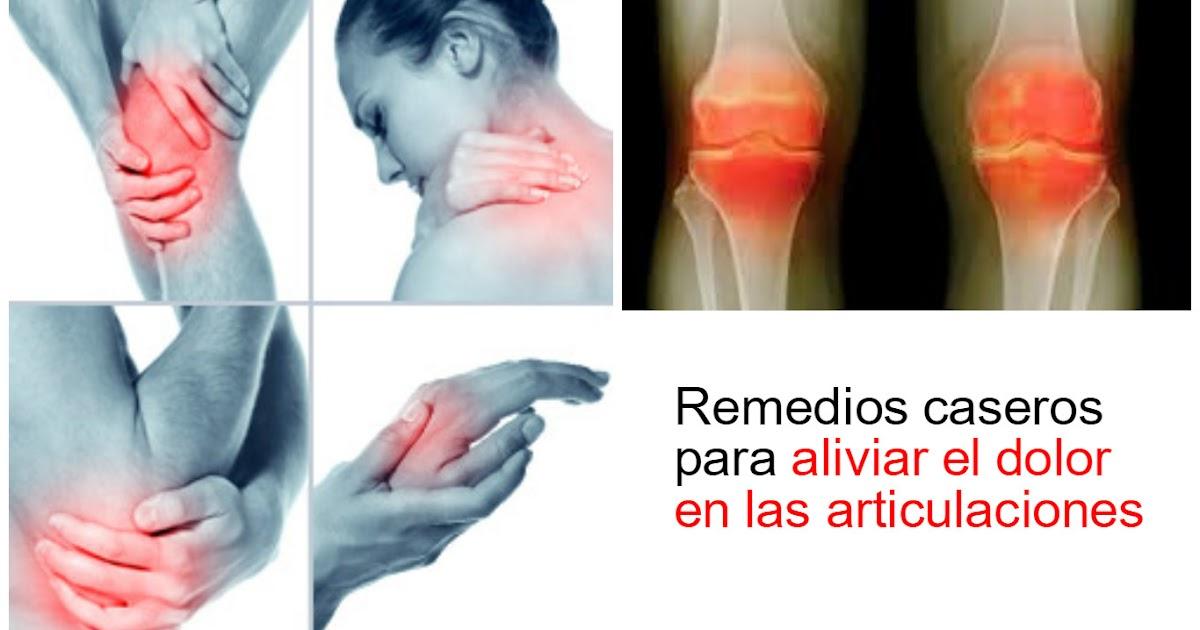 Elimina el dolor de las articulaciones con estos 5 - Remedios caseros para la humedad ...