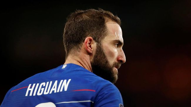 Debut Higuain Di Chelsea Lebih Baik Dari Morata 2019