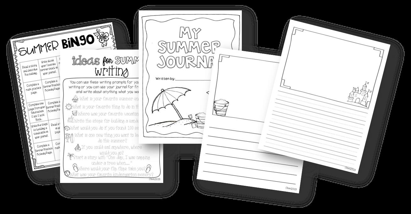 180 journal prompts. Krazee 4 Kindergarten: 180
