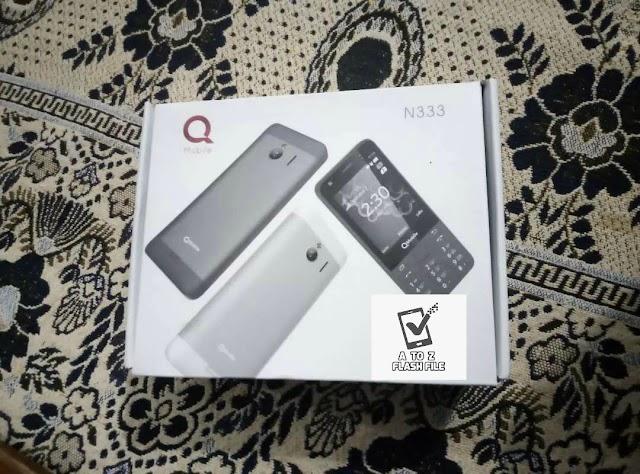 Qmobile N333  Flash File Firmware Free 100% OK